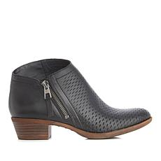 Lucky Brand Brielley Leather or Suede Bootie