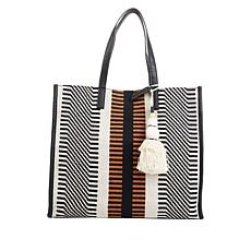 Lucky Brand Geld Striped Tote