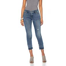 Lucky Brand Lolita Released Hem Crop Jean in Lorain - Missy