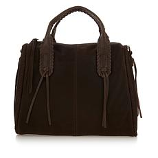 Lucky Brand Myra Leather Satchel