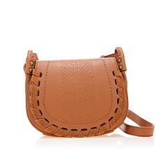 Lucky Brand Wind Oil Suede Crossbody
