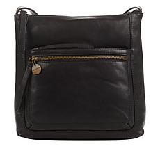 Lucky Hilt Large Leather Crossbody Bag