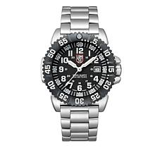 "Luminox ""Navy SEAL Colormark"" Stainless Steel Watch"