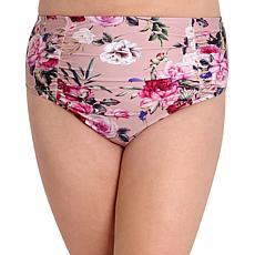 Lysa Floral High-Rise Bikini Bottom