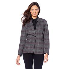 LYSSE Lyssentials Tailored Ponte Blazer - Plus