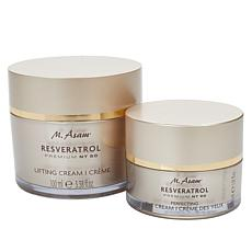 M. Asam 2-piece Reserveratrol NT50 Cream Set