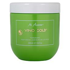 M. Asam 33.8 fl.oz. Vino Gold Foot Cream