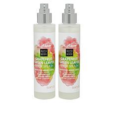 M. Asam Grapefruit Green Leaves Body Splash Duo