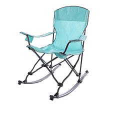 Mac Sports Polyester Rocking Chair