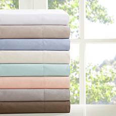 Madison Park 3M Microcell Moisture-Wicking Cal King Sheet Set - Ivory