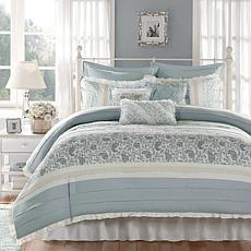 Madison Park Dawn Comforter Set - Queen