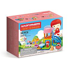 Magformers Ice Cream Store Set