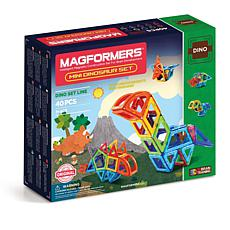Magformers Mini Dinosaur 40-Piece Set