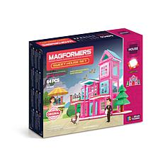 Magformers Sweet House 64-Piece Set