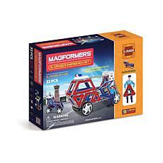 Magformers® XL Cruisers Emergency 33-piece Set