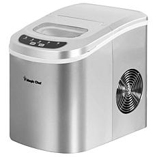 Magic Chef MCIM22SV Portable Ice Maker