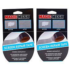 Magic Mesh] Screen Repar Tape 2-pack