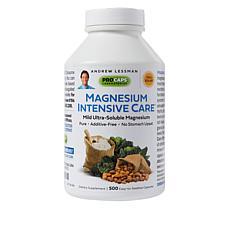 Magnesium Intensive Care - 500 Capsules