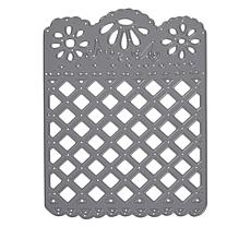 Maker's Movement Crafty Chica Papel Picado Cutting Die