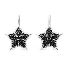 Margo Manhattan Starry Nite Black Spinel Earrings
