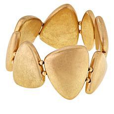 MarlaWynne Abstract Beaded Stretch Bracelet