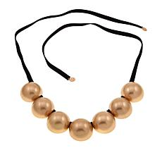 "MarlaWynne Ball Station 55"" Necklace"