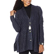 MarlaWynne Button Down Cardigan