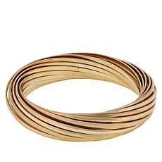 MarlaWynne Multi-Ring Bangle Bracelet