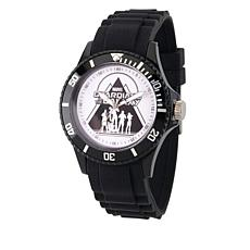 Marvel Guardians of the Galaxy Black Strap Watch