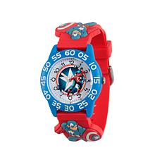 Marvel's Avengers Red Strap Kid's Sports Watch