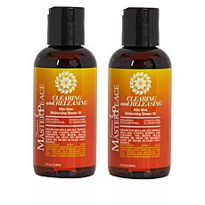 MASTERPEACE 2-pack Clearing & Releasing Shower Oil