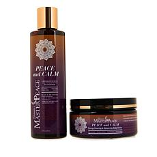 MasterPeace Peace and Calm Body Wash and Body Butter Set