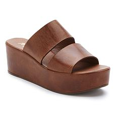 Matisse Struttin' Leather Wedge