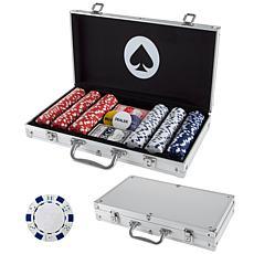 Maverick 300 Dice Style 11.5 Gram Poker Chip Set