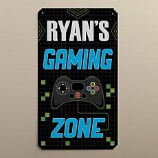 MBM Video Gamer Personalized Sign