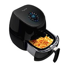 MegaChef 3.5 Quarts Airfryer And Multicooker With 7 Pre-programmed ...