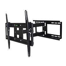 MegaMounts Fixed Wall Mount with Bubble Level for 26 - 55 Inch LCD,...