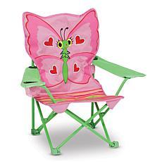 Melissa & Doug Bella Butterfly Chair
