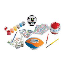Melissa & Doug DYO Sports Crafting Set