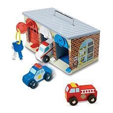 Melissa & Doug Keys and Cars Rescue Garage