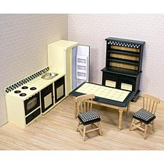 Melissa Doug Kitchen Doll Furniture