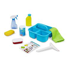 Melissa & Doug Let's Play House! Spray, Squirt and Squeegee Play Set