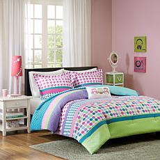 Mi Zone Katie Printed Comforter Set - Full/Queen
