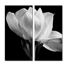 Michael Harrison 'Gardenia' Multi-Panel Art Collection