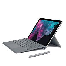 Microsoft Surface Pro 6 Core i5 128GB Tablet w/Keyboard, Pen & Office
