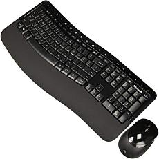 Microsoft Wireless Comfort Desktop 5050 Keyboard and Mouse