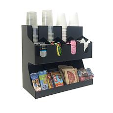 Mind Reader 11-Compartment Condiment Organizer