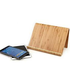 Mind Reader Bamboo Tablet Holder