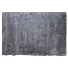"Mind Reader Lush PV Faux Fur Non-slip Area Rug - 63.39"" x 89.61"""