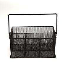 Mind Reader Storage Basket Organizer